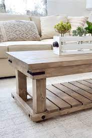 Building this coffee table will cost you just $60, and you will love having it in your living room. Best Diy Coffee Table Ideas For 2020 Cheap Gorgeous Crazy Laura