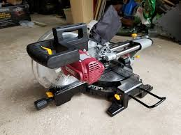 harbor freight miter saw. harbor freight 10 inch sliding compound miter saw 1 t