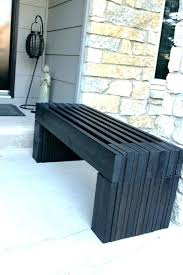 modern outdoor bench design materials plans famous wooden decorating delightful long