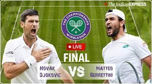 Wimbledon 2021 Highlights: Djokovic beats Berrettini to secure 20th Grand  Slam | Sports News,The Indian Express