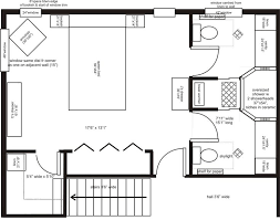 Master Bedroom Addition Plans Set Interior