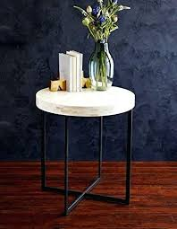 small round table flower pot shelf small round table flower stand modern sofa side cabinet living
