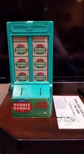 Ebay Cigarette Vending Machine Stunning Dubble Bubble Vending Machine Bank 48 Hasbro Mint In Package RARE