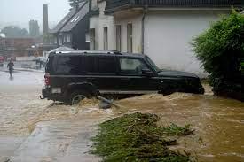 missing as severe floods strike Europe