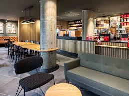 Accorhotels - Paris La Defense Starbucks By Restaurants