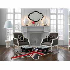 british flag furniture. Zebra British Flag Peruvian Llama Flat Weave Rug Furniture T