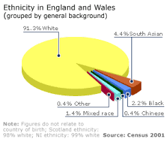 Ethnic Groups In The Uk Bbc News Uk Ethnic Groups Growing Census
