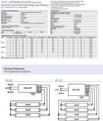similiar universal ballast cross reference charts keywords ge332max l ultra ge ballast 3 lamp f32 t8 multi volt west side