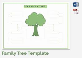 Family Tree Maker Templates Excel Family Tree Template Beautiful Family Tree Maker