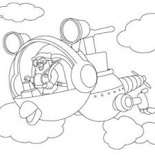 Small Picture Special Agent Dotty of Special Agent Oso Coloring Page Special