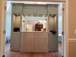 xl grey t shaped luxury walk in closet wanaque nj