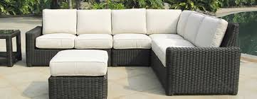 wicker patio furniture. NAPA Outdoor Wicker Seating Collection Patio Furniture I