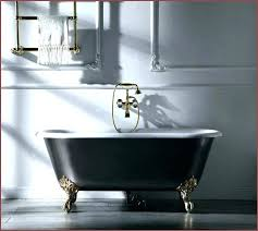 cast iron tubs bathtub remarkable on kohler sink cleaning instructions ba