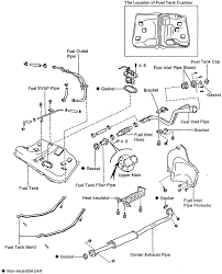 How to replace gsa filler neck on 1996 toyota camry