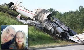 daughter Alabama predicted plane crash ...