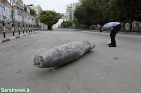 Image result for موشکهای بی ارزش فرانسه در لبنان