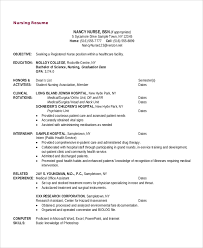 Public Health Resume Objective Examples Sample Objective For Resume 10 Examples In Word Pdf