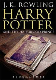 harry potter and the half blood prince rowling j k