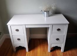 how to paint a desk white desk design ideas with simple painting a desk white