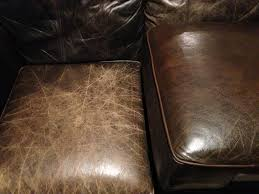 Repairing Leather Sofa With Shoe Polish