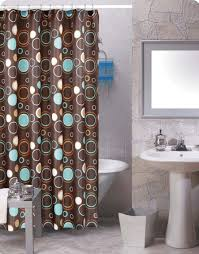 Brown Turquoise Shower Curtain Shower Curtain Ideas Brown And Turquoise Shower Curtain