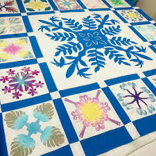 Bedroom: Unique Flora To Create An Inviting Bedroom With Hawaiian ... & Hawaiian Quilts for Sale | Hawiian Quilts | Hawaiian Baby Quilts for Sale Adamdwight.com