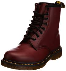 patent leather upper lace dr martens dr marten 8 eye cherry uk11 boys shoes boots dr