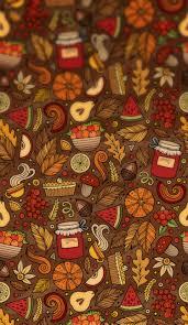 iPhone Wallpaper Thanksgiving Fall ...