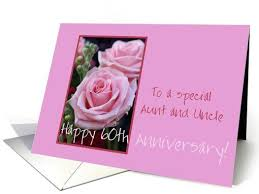 60 best happy anniversary cards images on pinterest happy Happy Wedding Anniversary Wishes Uncle Aunty 60th anniversary aunt and uncle card happy marriage anniversary wishes to uncle and aunty