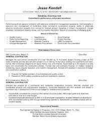 General Resume Examples Fresh General Resume Objective General