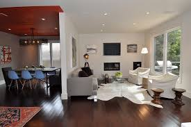 home office rug placement. Interesting Home CowhiderugLivingRoomModernwithaccentceilingarearug Ceilingtreatmentcowhide In Home Office Rug Placement