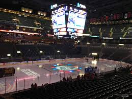 Nationwide Arena Club 6 Columbus Blue Jackets