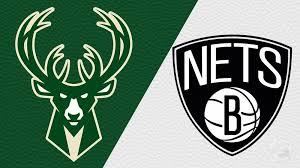 Ottima selezione di nets chrome logo tee | ️ consegna veloce ️ resi gratuiti. Milwaukee Bucks Vs Brooklyn Nets Game 1 Pick Prediction 6 5 21