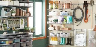 platinum elfa utility garage garden center