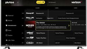 Pluto tv uk adds seven new channels 2 june 2021. Pluto Tv Goes Live On Verizon In Biggest Free Streaming Distribution Deal To Date Deadline