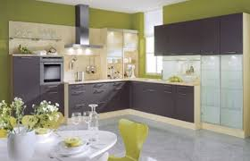 simple kitchens medium size dark purple wooden kitchen cabinet and grey stainless hood connected room living