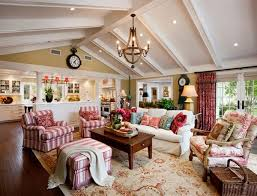 Amazing 20 Dashing French Country Living Rooms Design