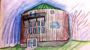 Grain Bin Home Grain Bin House Natural Building Forum At Permies