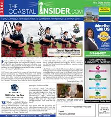 March Edition Of The Coastal Insider Pages 1 50 Text