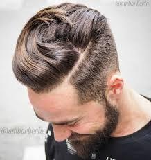 Trendy Pánské účesy Středně Husté Vlasy