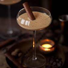 Coffee Brandy Alexander Cocktail - Little Sugar Snaps