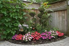 backyard gardening. Unique Backyard Gardens With Garden Picture Of Carlton Toronto Townhouse Gardening