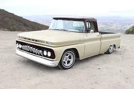Truck chevy 1960 truck : Truck Feature: Herman Baldonado's 1960 C10 - Chevy Hardcore