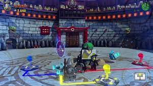 LEGO Dimensions - Gameplay Walkthrough Part 4 - Ninjago! (PS4, Xbox One) -  video Dailymotion