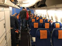 Review A Delightful Throwback Klm Economy Comfort On A