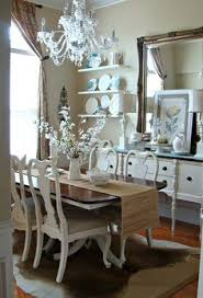 our summer dining room french country