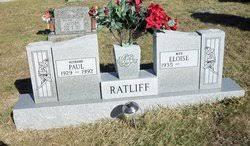 Eloise Brooks Ratliff (1935-Unknown) - Find A Grave Memorial