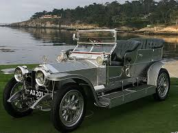Luxury Car Of The World Rolls Royce Information