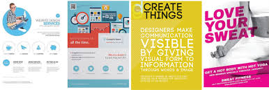 How To Make Fliers Fonts That Get Your Brochures And Flyers Noticed Resources