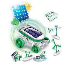 <b>Конструктор на солнечных батареях</b> 6 в 1 «SOLAR MOTION ...